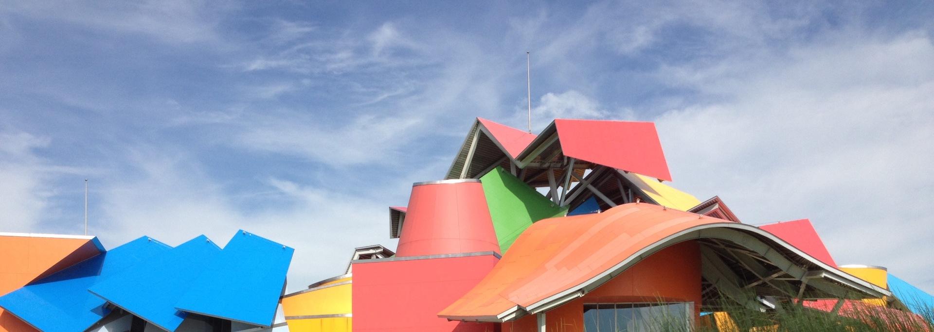 Biomuseo de Panama, Causeway