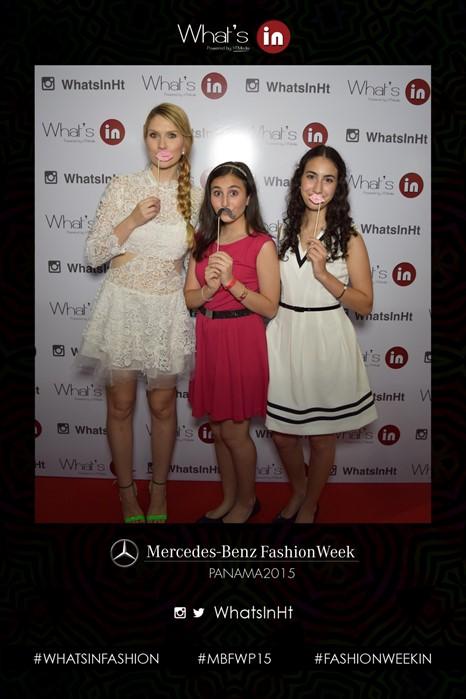 Mercedes-Benz Fashion Week Panama 2015