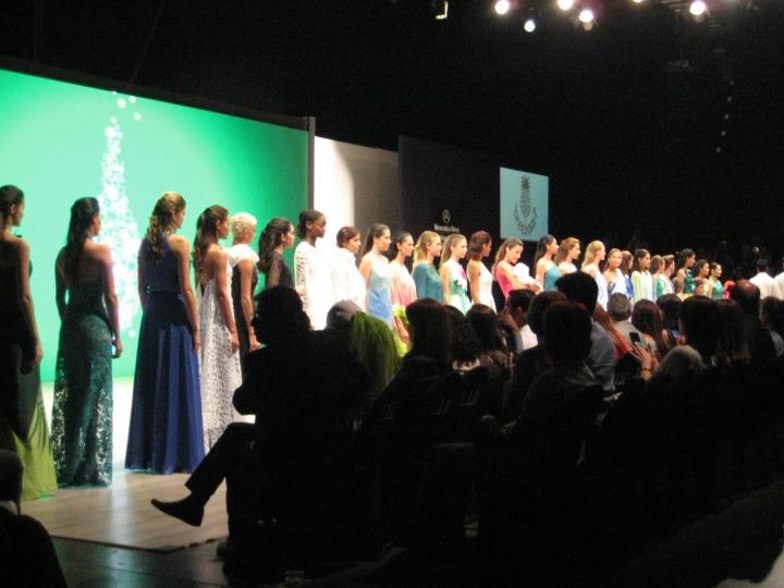 Helene Breebaart Mercedes-Benz Fashion Week Panama 2015
