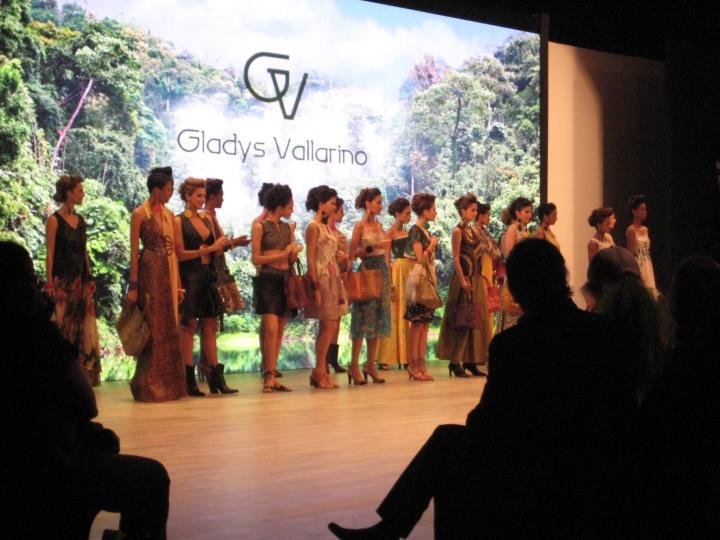 Gladys Vallarino Mercedes-Benz Fashion Week Panama 2015